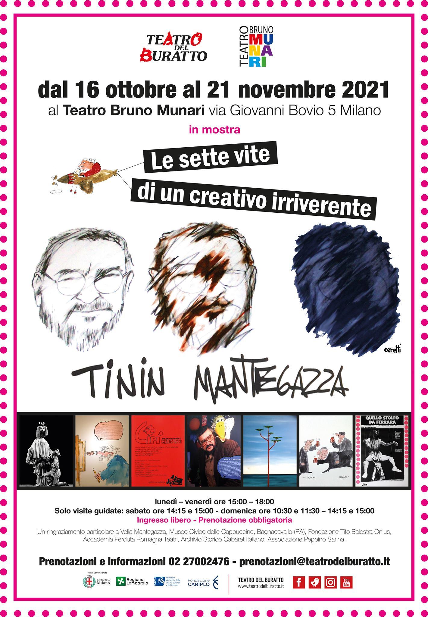 Milano Isola - Teatro del Buratto - Teatro Verdi - Teatro Bruno Munari