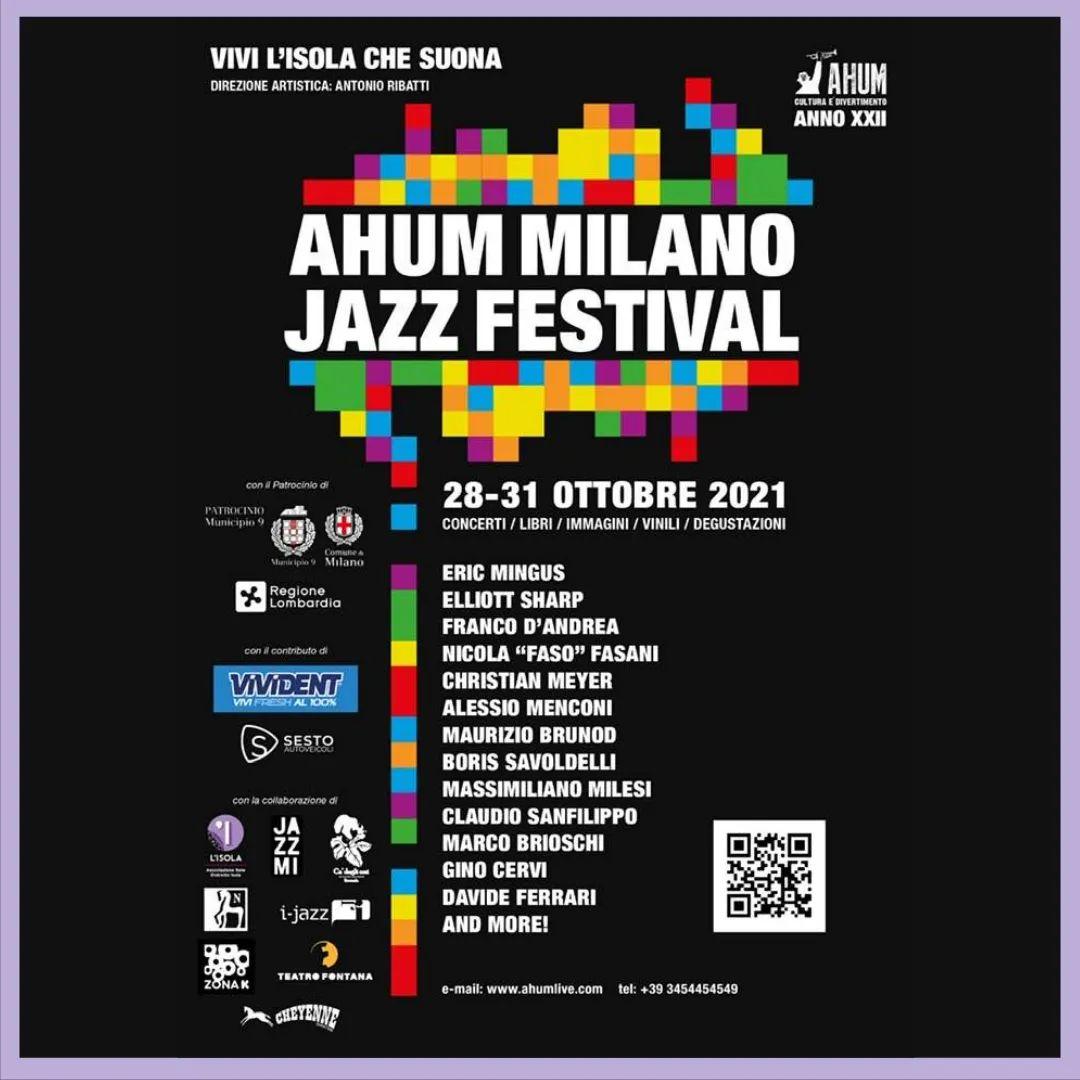 AH-UM Jazz Festival 2021